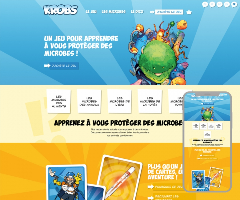 Site internet de vente en ligne